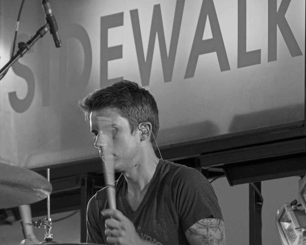 Sidewalk Prophets Drummer