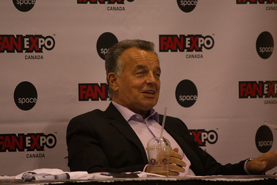 Ray Wise at 2014 Fan Expo Toronto