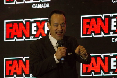 Ted Raimi at 2014 Fan Expo Toronto