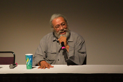 Edward James Olmos at 2014 Fan Expo Toronto