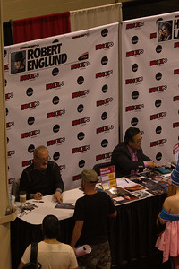 Robert Englund at the 2014 Fan Expo Toronto