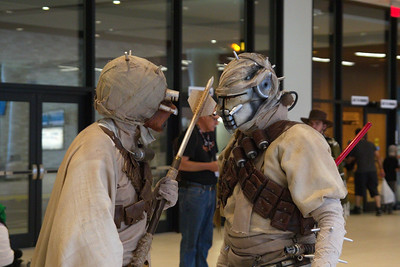 CosPlay at 2014 Fan Expo Toronto