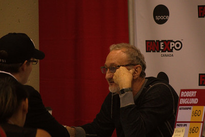 Robert Englund at 2014 Fan Expo Toronto
