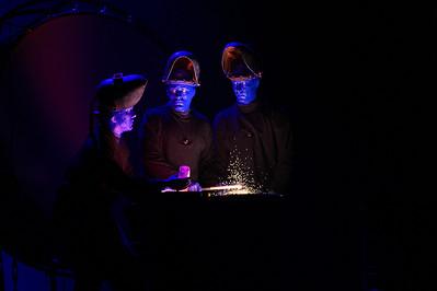 Blue Man Group Rockhal 19