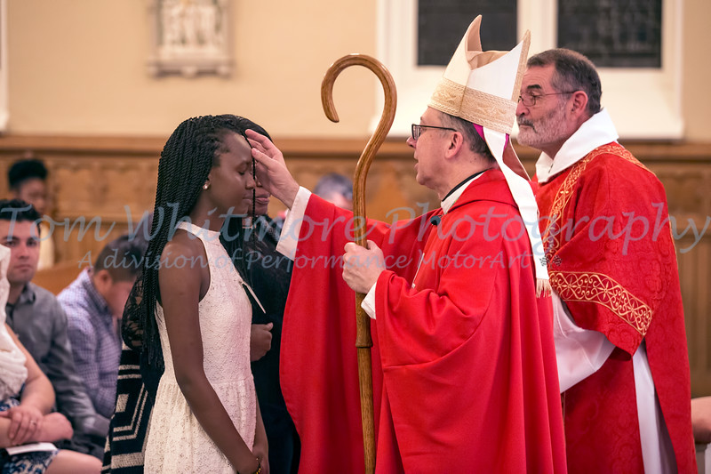 2019 Confirmation St. Joseph Catholic Church