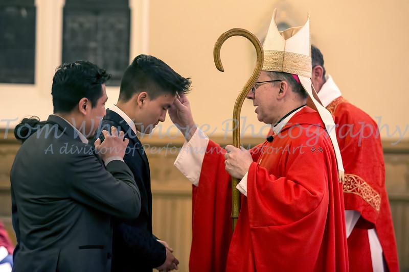 2019 Confirmation St. Joseph Catholic Church