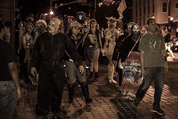 Zombie Walk - 01