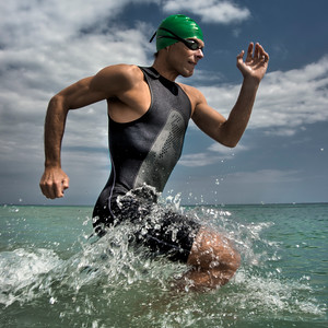 athlete triathlon