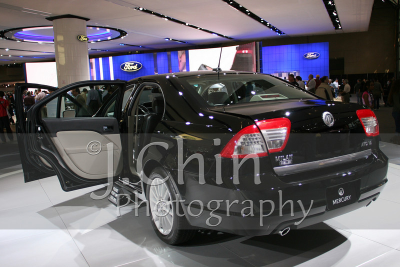 2006 New York Auto Show - Mercury Milan