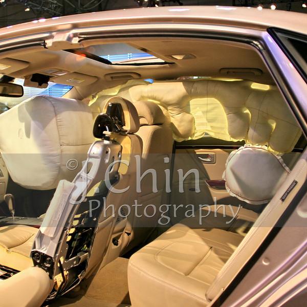 2006 New York Auto Show - Hyundai safety