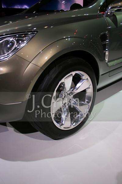 2006 New York Auto Show - Saturn concept car