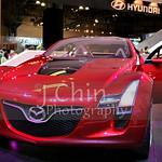 2006 New York Auto Show - Mazda concept car
