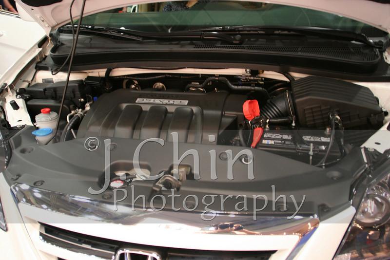 2006 New York Auto Show - Honda Odyssey