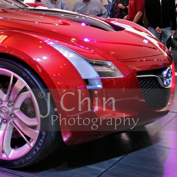 2006 New York Auto Show - Mazda concept car