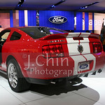 2006 New York Auto Show - Ford Mustang Shelby