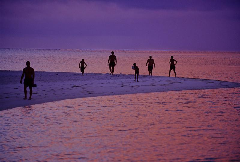 Aitutaki Lagoon Rugby