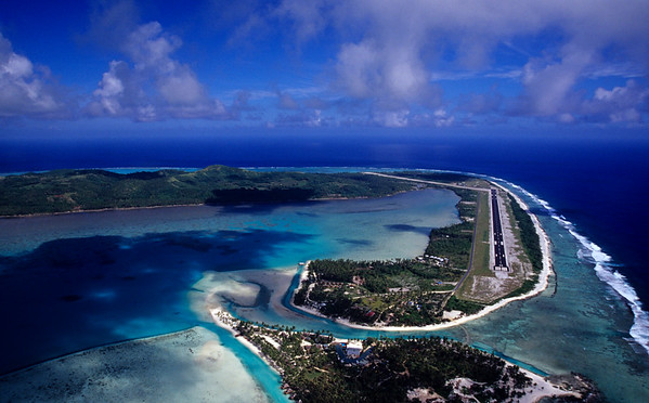 Aitutaki Runway