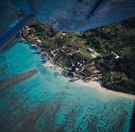 Rarotonga Scenic Flight