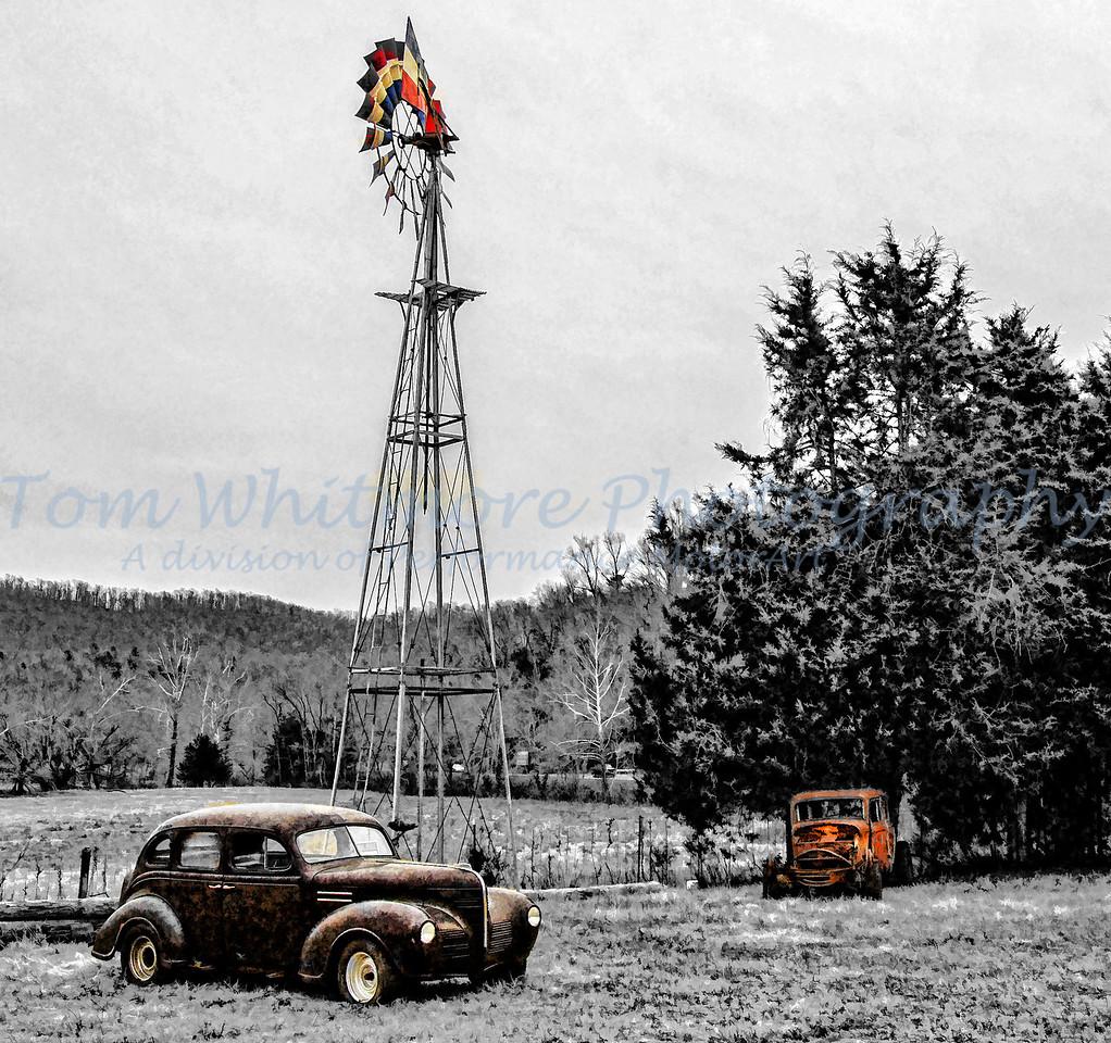 Field cars