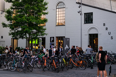 Bikes and Brews, Copenhagen