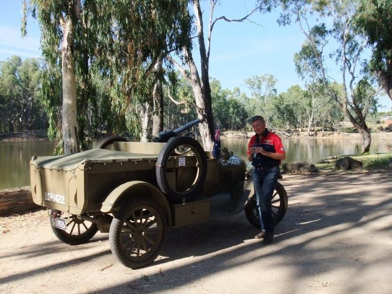 "The Classic Restos program being screened on Australian TV next week, is the episode filmed at last month's Corowa Swim-In.<br /> Timings are as follows;<br /> TVS Channel 44 (Sydney - NSW)<br /> Weds 23rd April @ 8pm, repeated on Sat 26th April @ 4.30pm and Sun 27th April @ 12pm<br /> <br /> Channel 31 (Melbourne - VIC)<br /> Thurs 24th April @ 7.30pm, repeated on Sat 26th April @ 5pm, Weds 30th April @ 12am and Thurs 1st May @ 6am<br /> <br /> Check programme schedules to avoid disappointment.<br /> <br /> Also on Channel 31 website for worldwide viewing, usually for a two week period and probably available from Sat 26th April.<br /> <a href=""http://www.c31.org.au/program/view/program/classic-restos"">http://www.c31.org.au/program/view/program/classic-restos</a>"