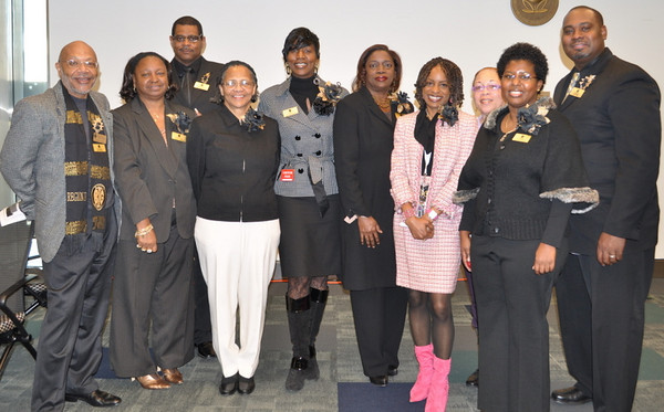 BIG's Altanta Metro Chapter's Black History Program