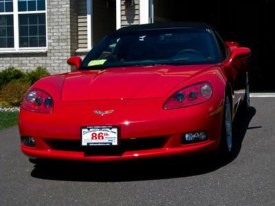My 2008 C6 Corvette