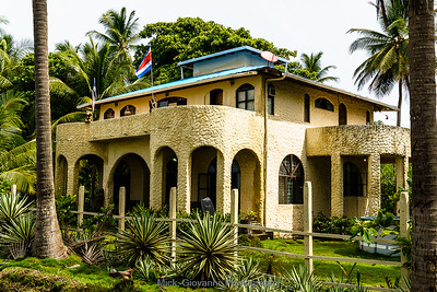 A beach hacienda