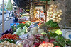 Mercado along the city streets of Turrialba - Cartago province