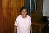 Berta Sorio - owner of Corner Cabinas - in Puerto Jaminez - Osa Peninsula - Puntarenas province)