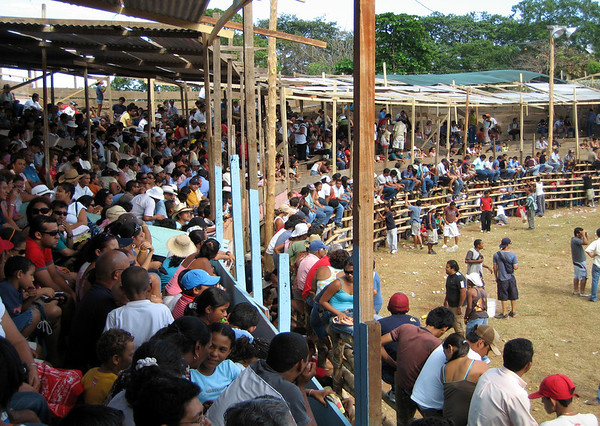 Tican Rodeo - near Liberia (town) - Guanacaste province (north-central)