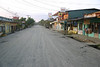 Puerto Jaminez (town) - early Sunday morning - Osa Peninsula - Puntarenas province