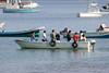 Fishing crew at Bahia Coco - Gulf of Papagayo - Guanacaste province (northwest)
