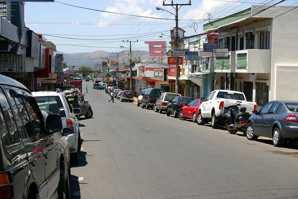 Grecia - a farming town (mainly sugar cane, coffee, and pineapple) - province of Alejuela (south-central)