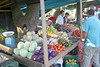 Turrialba Mercado - cabbage, tomatoes, peppers, cantelope, papayas, beets, potatoes - Cartago province