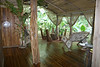 Danta Corcovado Lodge - the community living room