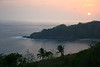 Sunset at Playa Camaronal (south of Playa Carillo) - Nicoya Peninsula - Guancaste province