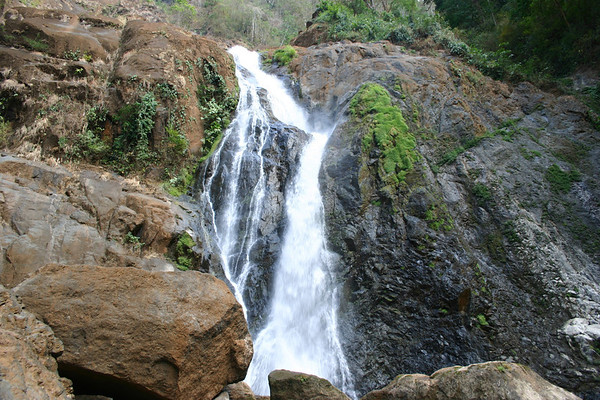 Catarata Manantial de Agua Viva (Waterfall Fountain of Living Waters) - Puntarenas provincer