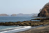 From Playa Ocotal - out to Islas Pelonas in the Gulf of Papagayo - Guanacaste province