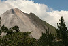 Volcán Arenal - the youngest and most active of the 7 active volcanoes in Costa Rica - Arenal Volcano National Park - Alajuela province