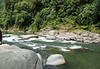 Rio Grande de Orosi - in the Tapanti National Park - Cartago province