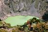 Volcan Irazu - Diego de la Haya crater - Irazu Volcano National Park - Cartago province