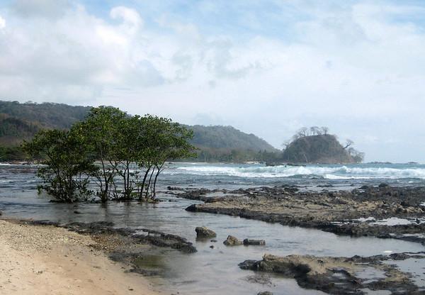 Playa Malpais - southern Nicoya Peninsula, just north of the Cabo Blanco Nature Preserve - Puntarenas province