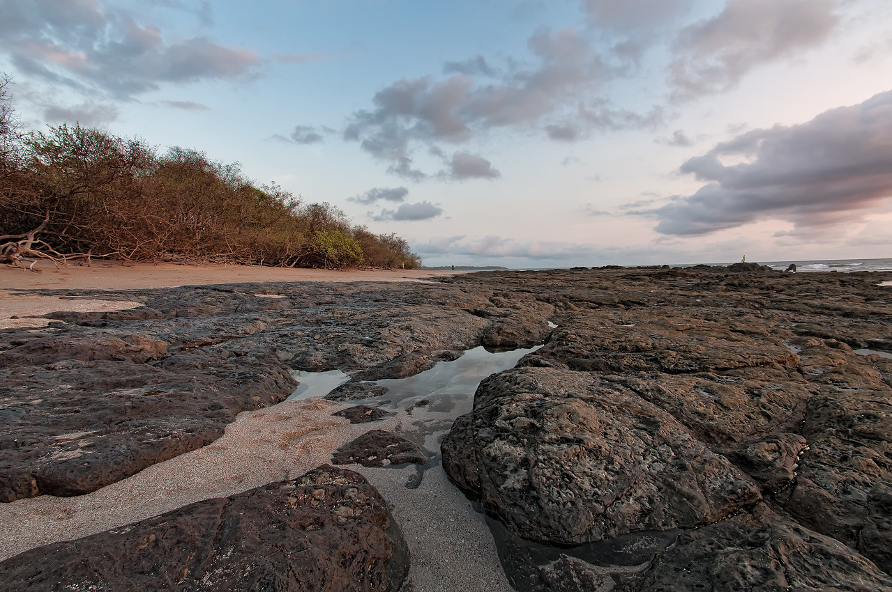 Low Tide at Lobster Beach