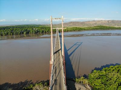 Tempisque Bridge - Puente de La Amistad, Guanacaste