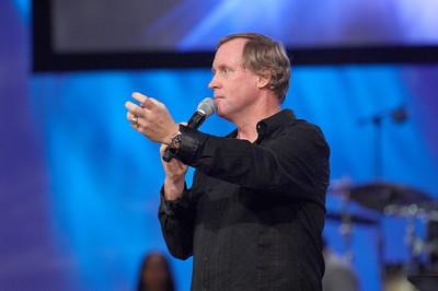 Pastor Steve Kelly