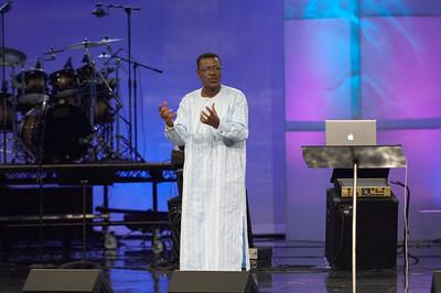 Dr. Mensa Otabil from Ghana