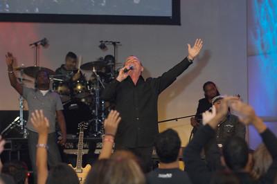Pastor Gary Martin