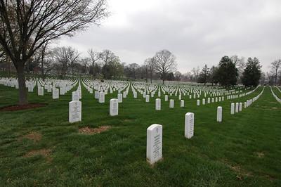 050407 2825 USA - Washington DC - Arlington Cemetery _D _E _N ~E ~L