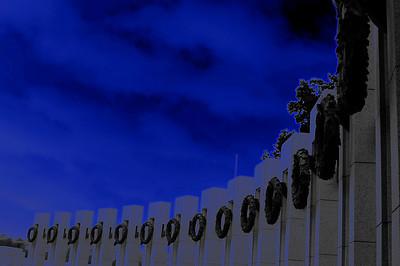 040918 0231 Washington DC - Lincoln Memorial State wreaths _D _E _N ~E ~L